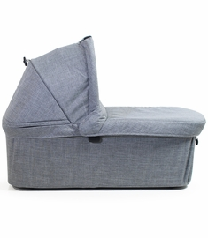 Valco Snap Duo Trend Bassinet - Grey Marle