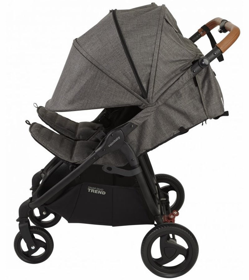 Valco Snap Duo Trend Stroller Charcoal