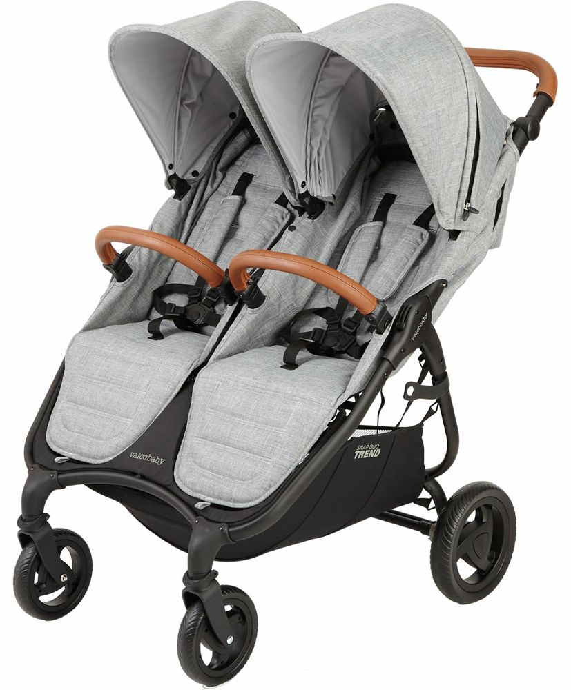 Valco Snap Duo Trend Stroller - Grey Marle