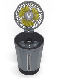 Veer Cruiser Misting Fan