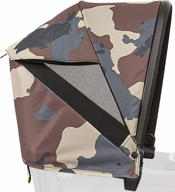 Veer Cruiser Retractable Canopy - Camo