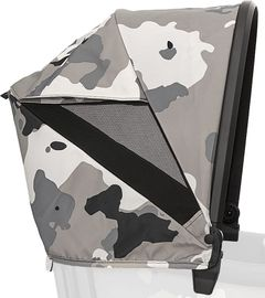 Veer Cruiser Retractable Canopy - Ice Camo, Limited Edition