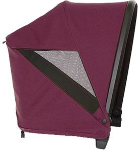 Veer Cruiser Retractable Canopy - Pink Agate