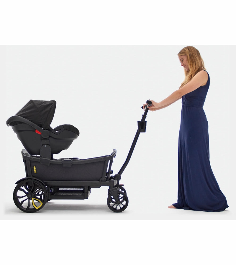 Stroller Wagon With Car Seat Adapter - Stroller