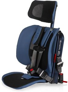 WAYB Pico Forward Facing Travel Car Seat - Midnight
