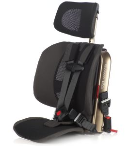 WAYB Pico Forward Facing Travel Car Seat - Earth