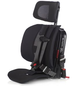 WAYB Pico Forward Facing Travel Car Seat - Jet
