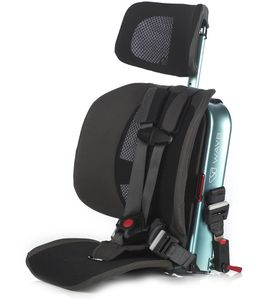 WAYB Pico Forward Facing Travel Car Seat - Turquoise