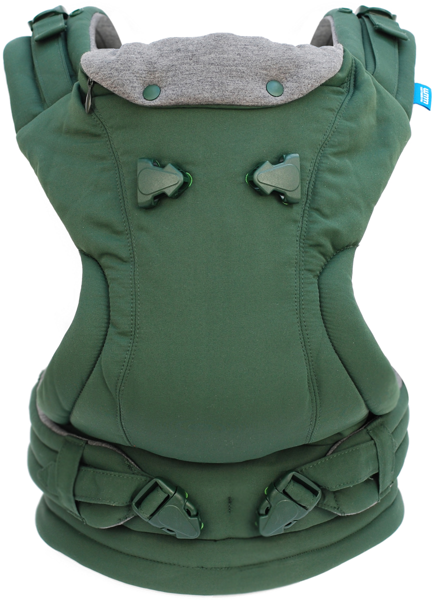 Green We Made Me Imagine 3-in-1 Baby Carrier