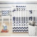 Zig Zag in Navy Collection