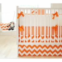 Zig Zag in Tangerine Collection