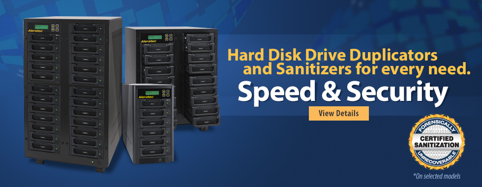 Hard Disk Drive Duplicators