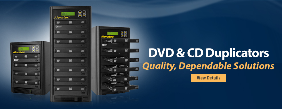 DVD/CD Duplicators