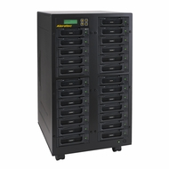 Industrial and Professional Hard Disk Drive Duplicators and Sanitizers