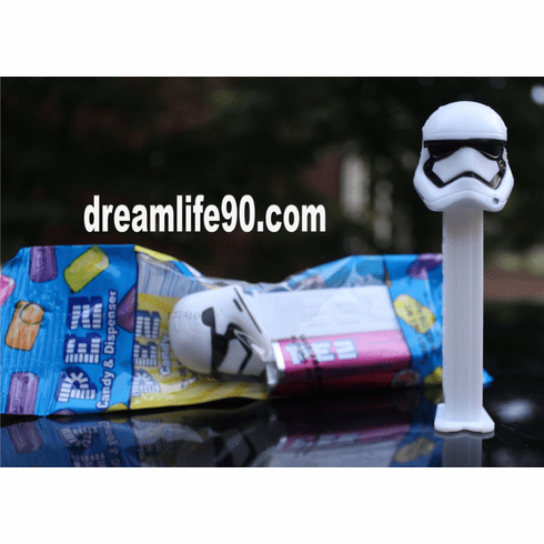 2016 New Storm Trooper Pez, Combo Pack