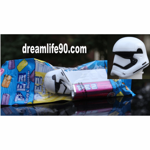 2016 New Storm Trooper Pez, Mint in Bag