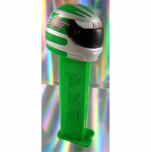 Bobby Labonte Interstate Batteries Nascar Helmet Pez