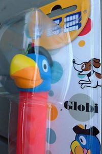 RAFFLE WINNERS APRIL 2017. WINNERS RECEIVED, ABSOLUTELY FREE SWISS GLOBI PEZ: Andrew Hinds, Bob Plugg, Ann Kaplan-Perkins, Thomas Mirando