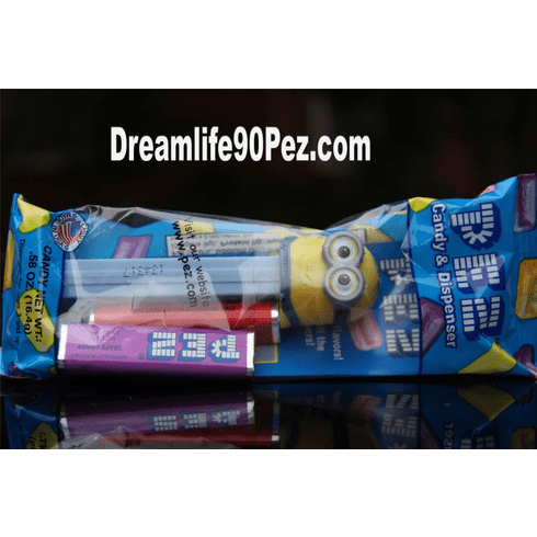 Despicable Me Pez, Dave, Mint in Bag