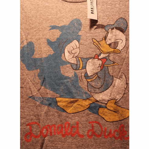 Donald Duck Graphic T, Adult Medium, Short Sleeved, New With Tags, ONLY 2 IN STOCK