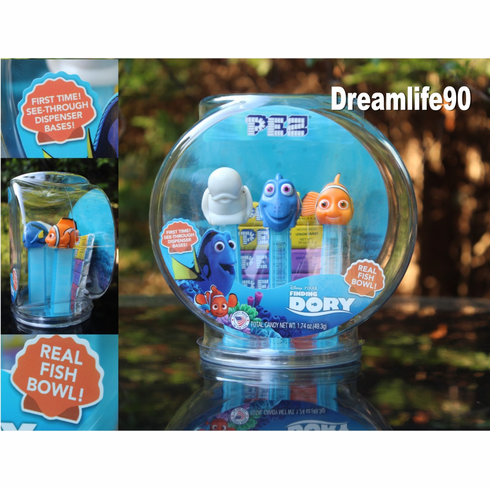 Finding Dory Pez Gift Set, Mint in Bowl SALE!