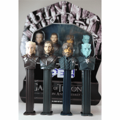 Game of Thrones Pez Gift Set, Loose, Mint in Gift Tin or Combo!