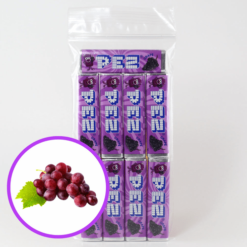 Grape Pez Candy 9 Pack - (No International Buyers, Please)