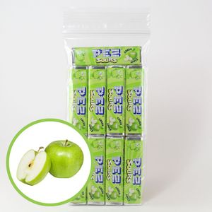 Green Apple Sours Pez Candy 9 Pack (No International Buyers, Please) SOLD OUT
