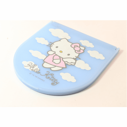Hello Kitty Make-Up Mirror, Blue Clouds