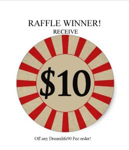 JUNE & JULY 2016 WINNERS! WINNERS RECEIVED $10 OFF ANY DL90 PEZ ORDER! Winners: Michel-Jaques Rebeix, Donna Ratigan, Edward Crabtree, Angela Gooden, James Cable, Zack Sanko