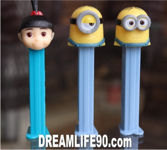 MAY 2015 TICKET WINNERS RECEIVE DESPICABLE ME PEZ, set of 3! Winners: Leila Connors, Cory Brandt, Leal Newbold, Samantha Parker