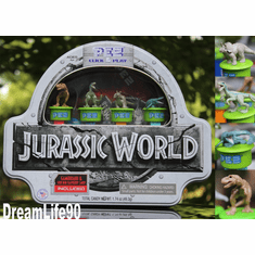 NEW 2018! Jurassic World Click-N-Play Gift Set, LOOSE, ONLY 1 LEFT