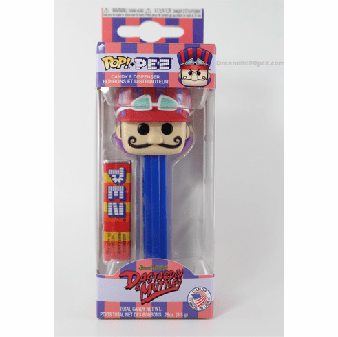 NEW! 2019 Dick Dastardly Funko Pop Pez, Hanna Barbera, Choose Loose or Mint in Box