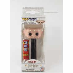 NEW! 2019 Dobby Funko Pez, Harry Potter, Choose Loose or Mint in Box!