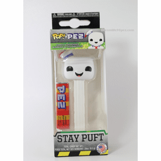 NEW! 2019 Ghost Busters Stay Puft Funko Pez. Choose Loose or Mint in Box