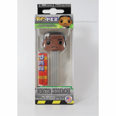 New! 2019 Ghost Busters Winston Zeddemore Funko Pez, Choose Loose or Mint in Box