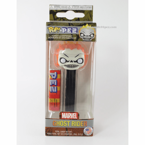 NEW! 2019 Ghost Rider Funko Pez, Marvel Comics, Choose Loose or Mint in Box!