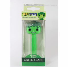 NEW! 2019 Green Giant Funko Pez, Ad Icons, Choose Loose or Mint in Box
