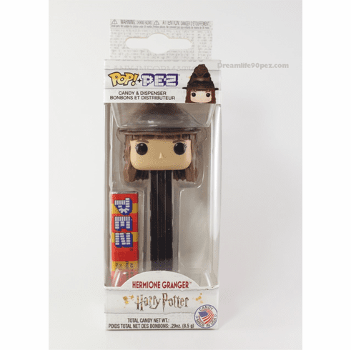 NEW! 2019 Hermione Granger Funko Pez, Harry Potter, Choose Loose or Mint in Box!