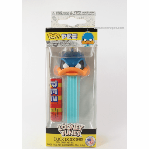NEW! 2019 Looney Tunes Duck Dodgers Funko Pez,Choose Loose or Mint in Box!