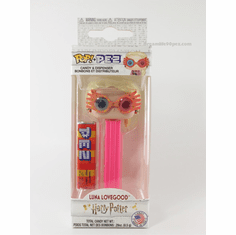 NEW! 2019 Luna Lovegood Funko Pez, Harry Potter,  Choose Loose or Mint in Box!