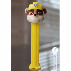 New! 2019 Paw Patrol Pez, Rubble, Loose