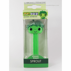 NEW! 2019 Sprout Funko Pez, Ad Icons, Choose Loose or Mint in Box