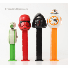 New 2019 Star Wars Episode 9 Pez Twin Packs -INCLUDES MINI PEZ- (Mint in Box or Loose) ONE PER CUSTOMER, PLEASE