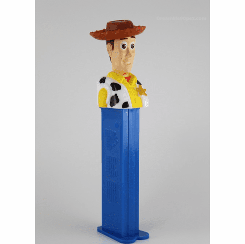 Woody Pez (Wide Eyes), Disney's Toy Story, Loose, Mint in Bag or Combo