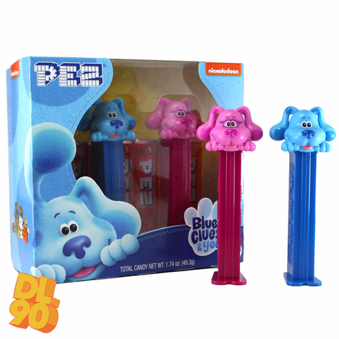 NEW! 2020 Blue's Clues & You! Pez Twin Pack! Select Loose, Mint in Twin Pack or Combo!