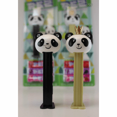 NEW! 2020 Limited Edition Panda Pez Pair! Loose, Mint on Card or Combo!