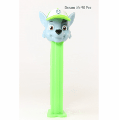 NEW! 2020 Paw Patrol Pez, Rocky! Loose, Mint in Bag or Combo!
