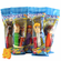 NEW! 2020 Scooby Doo Pez, Update! Set of 5 (loose or mint in bag) ONLY 2 SETS LEFT
