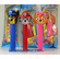 NEW! 2021 Crystal Paw Patrol Pez, Set of 3, Chase, Skye and Marshall, LOOSE, MINT IN BAG or COMBO!